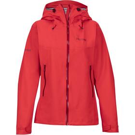Marmot W's Starfire Jacket Scarlet Red